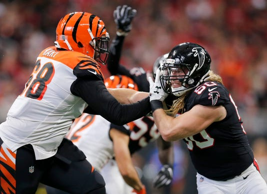 Cincinnati Bengals At Atlanta Falcons