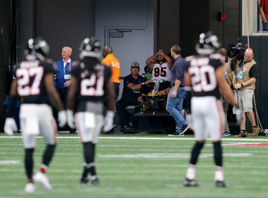 Cincinnati Bengals At Atlanta Falcons