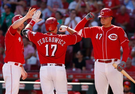 Mlb Pittsburgh Pirates At Cincinnati Reds