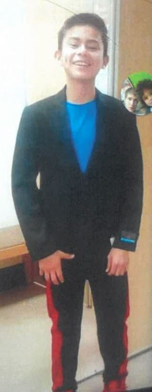 Austin Bailey, 14, was last seen Thursday in the Westwood area.