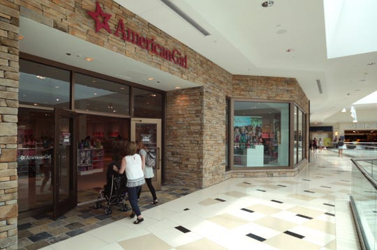 The soft opening of American Girl store at Twelve Oaks Mall on Friday, August 5, 2016, in Novi.