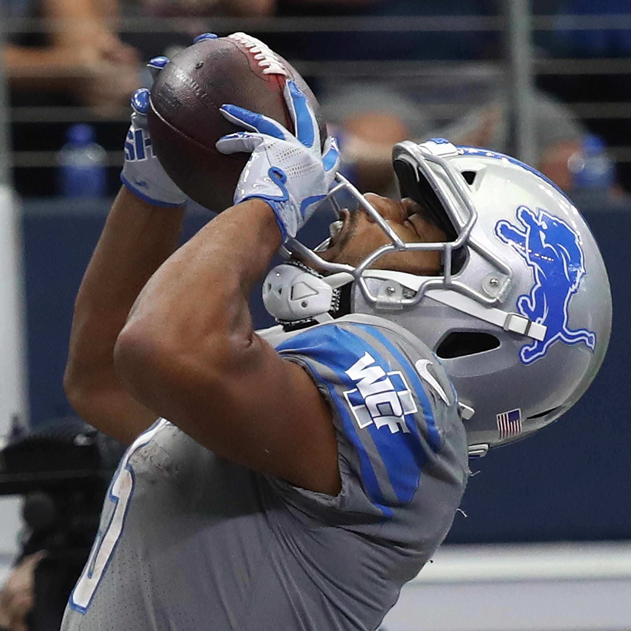 Detroit Lions players react to Golden Tate trade: 'WTF'