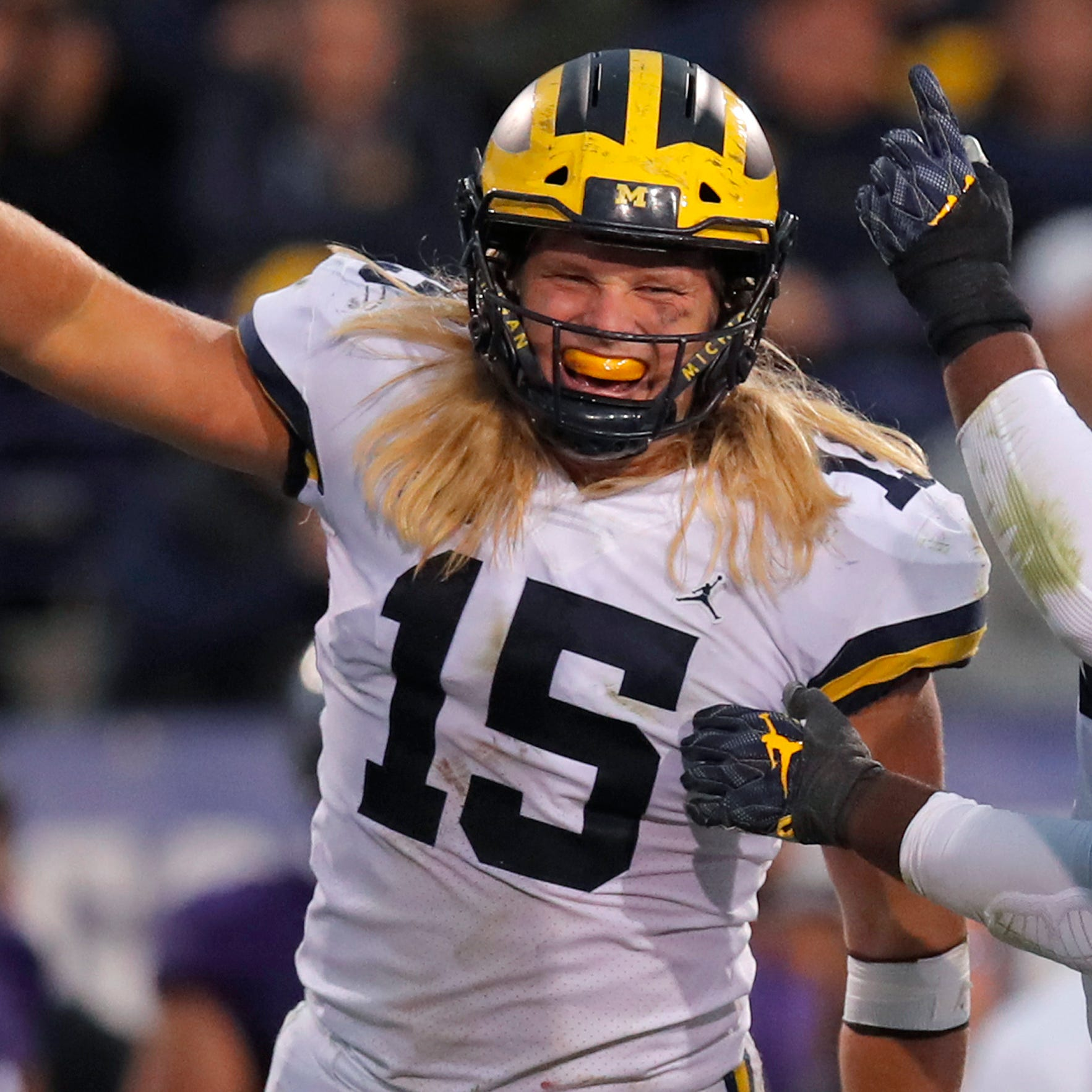 Michigan football's 'revenge tour' could end woeful road losing streak