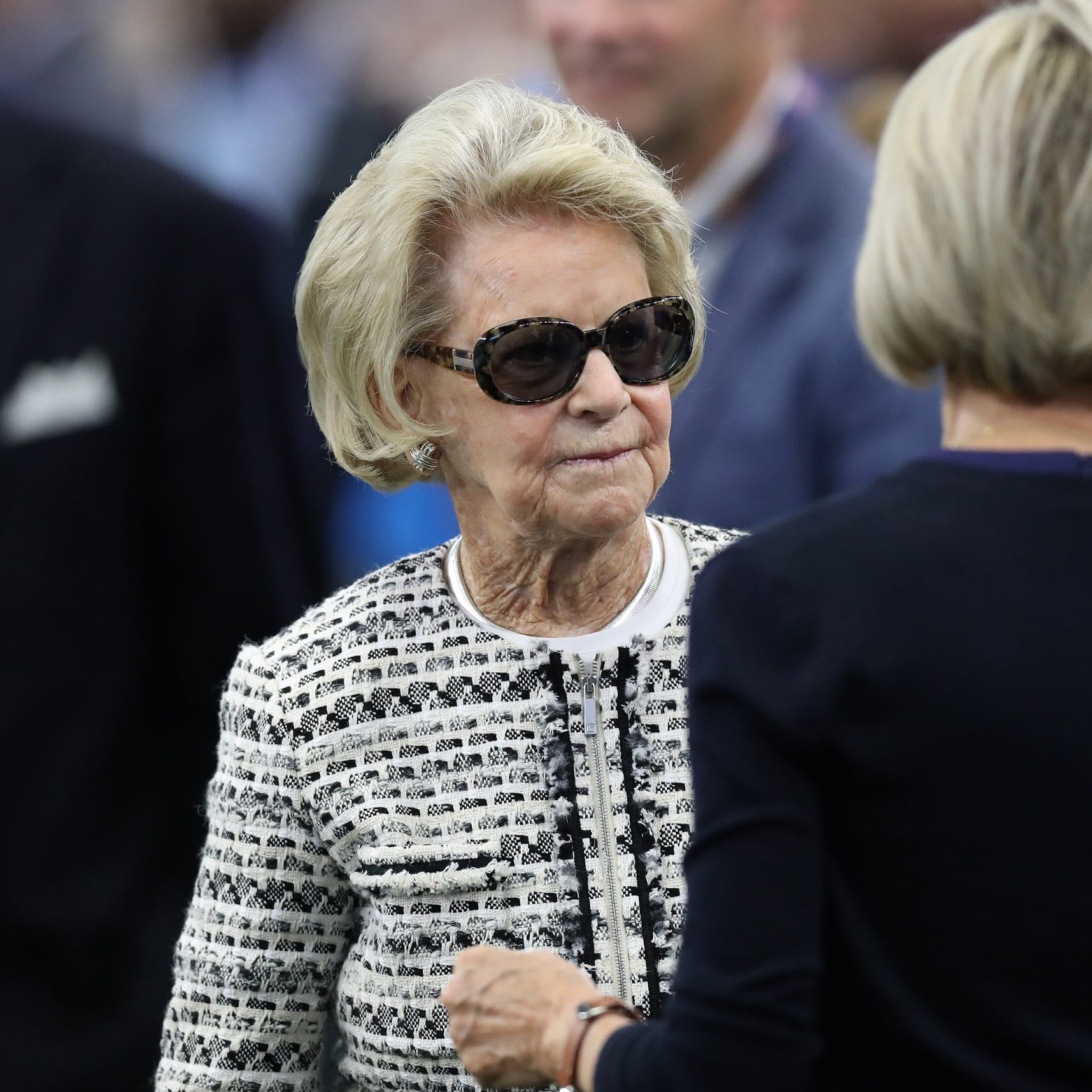 Detroit Lions' Martha Ford has 'a lot less patience' for mediocrity than husband