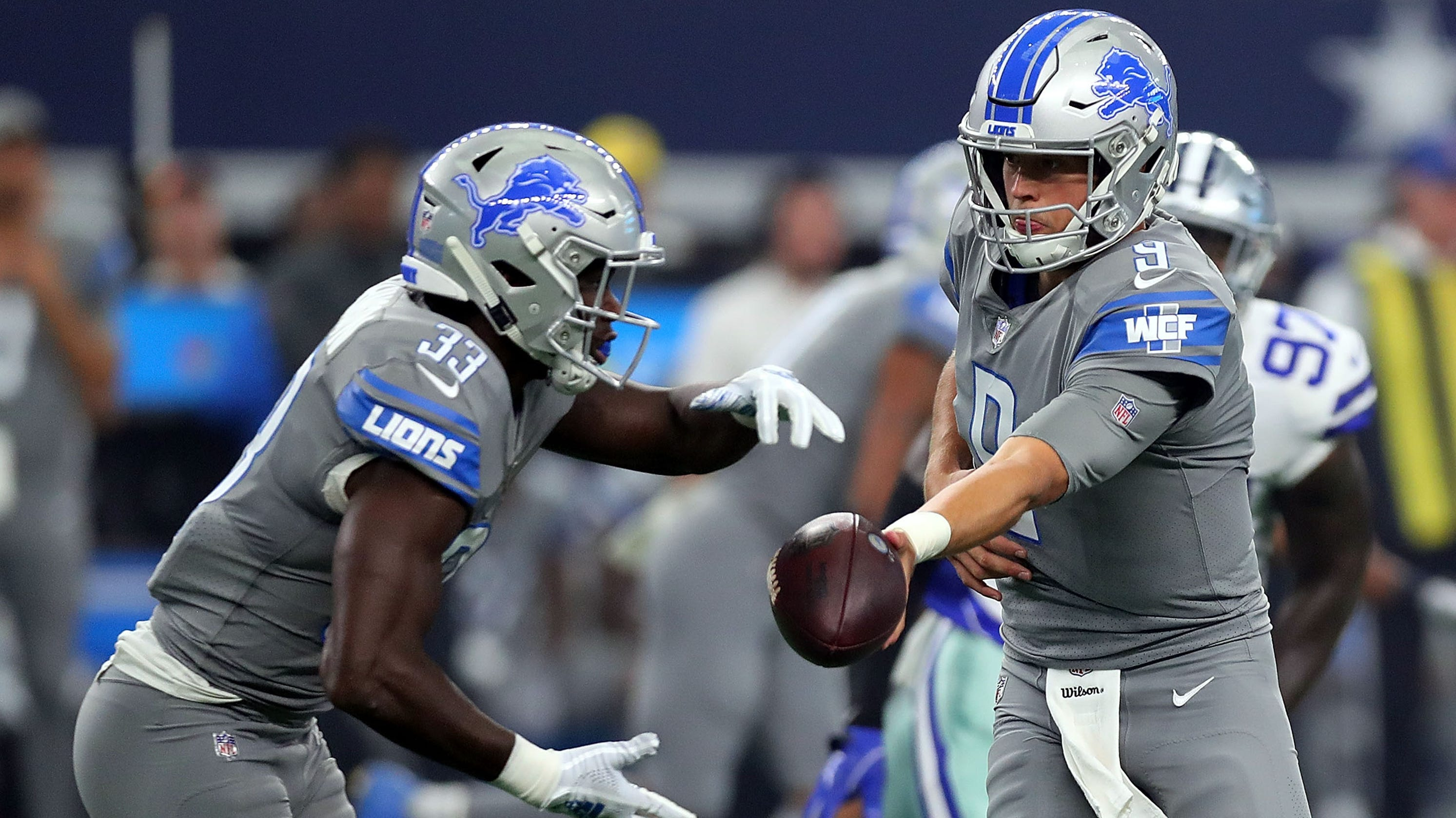 Kerryon Johnson is Detroit Lions  best running back. Time to act like it dfff707bf
