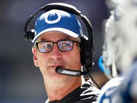 The day the Colts became Frank Reich's team: 'That was a man showing us who our team was'