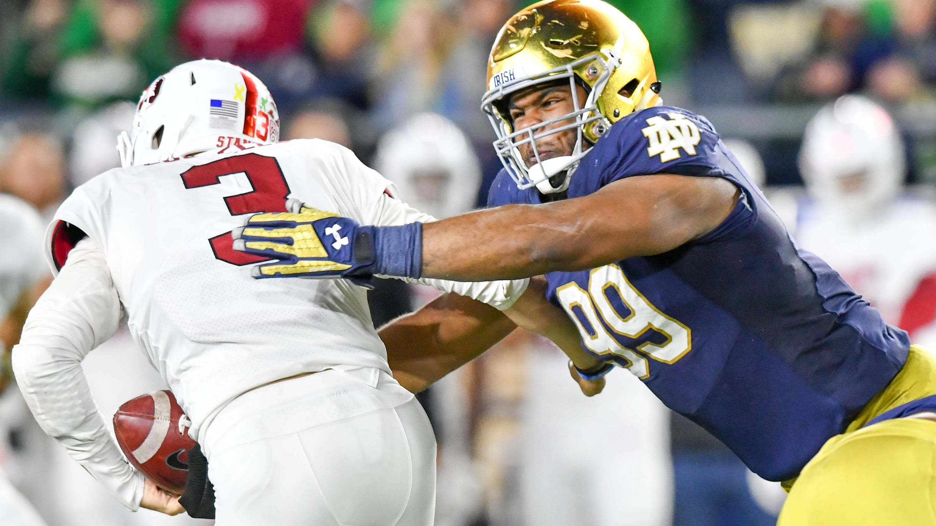NFL mock draft 2019  Colts seen as favoring the defensive line post-Combine 16ebcc422