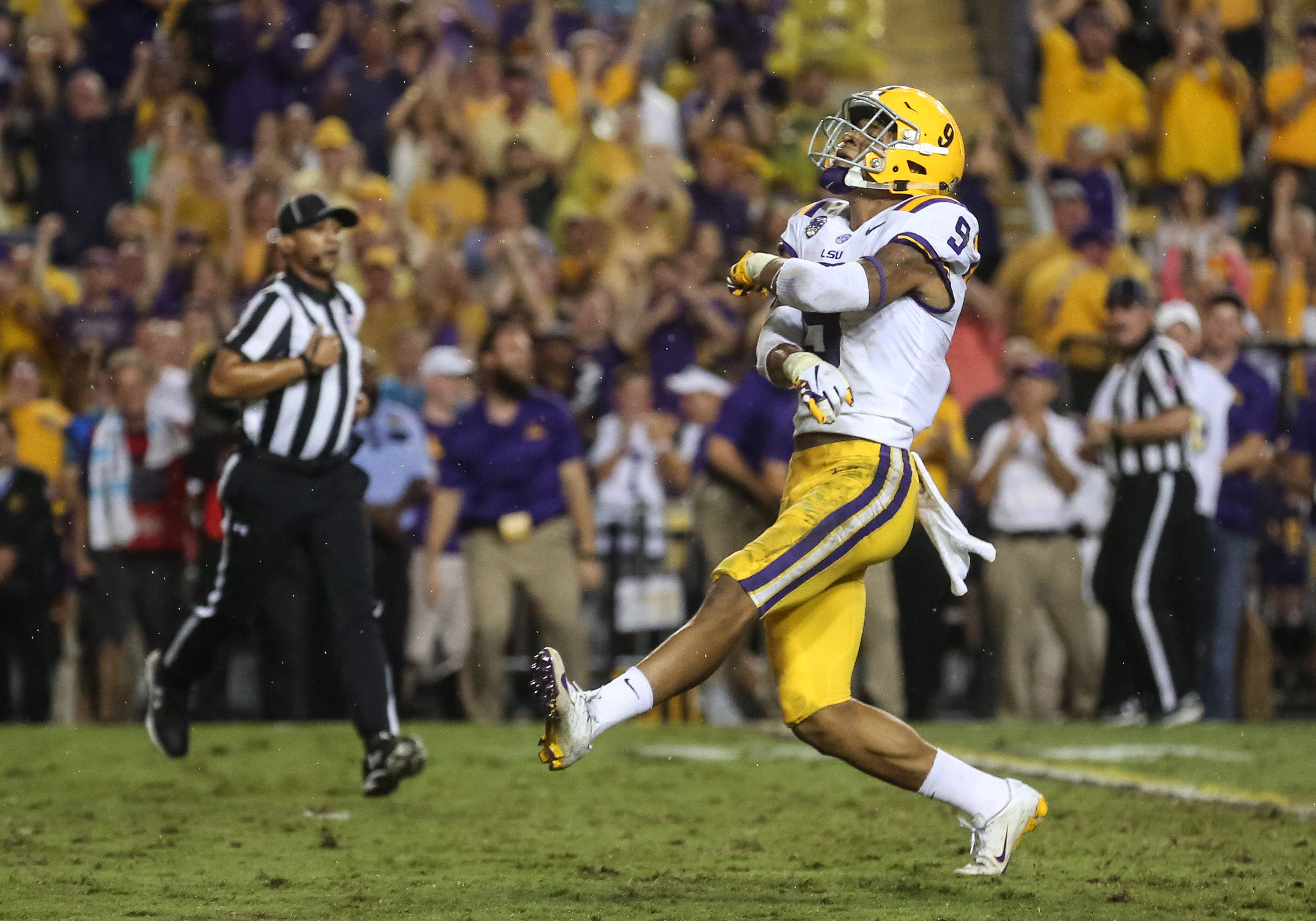 Grant Baby Mal Delpit Following Former Lsu Safety Jamal Adams Steps