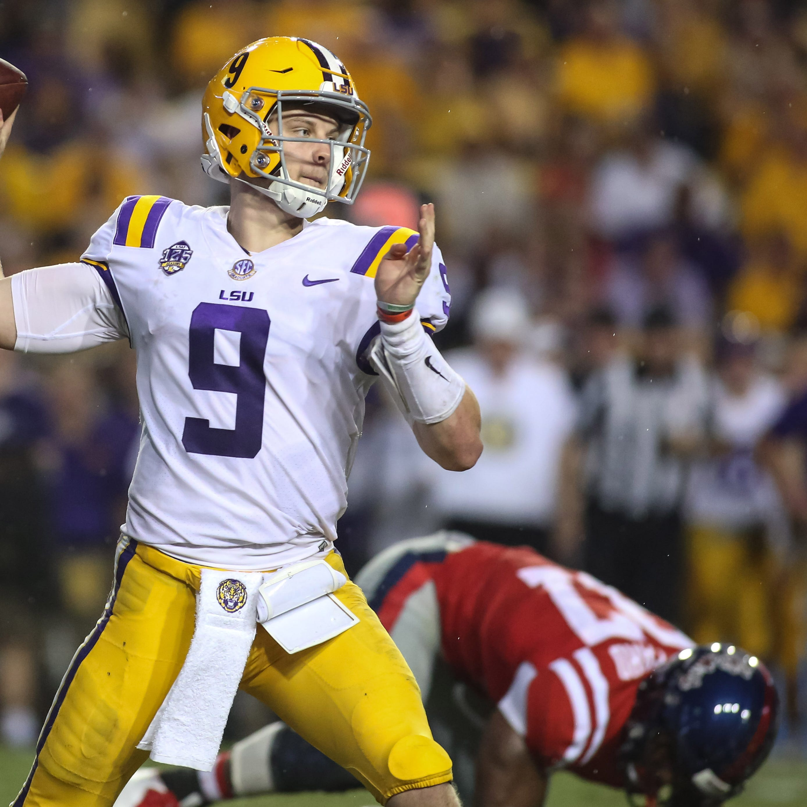 Why Shoop, Mississippi State view LSU quarterback Joe Burrow as more than a 'game manager'