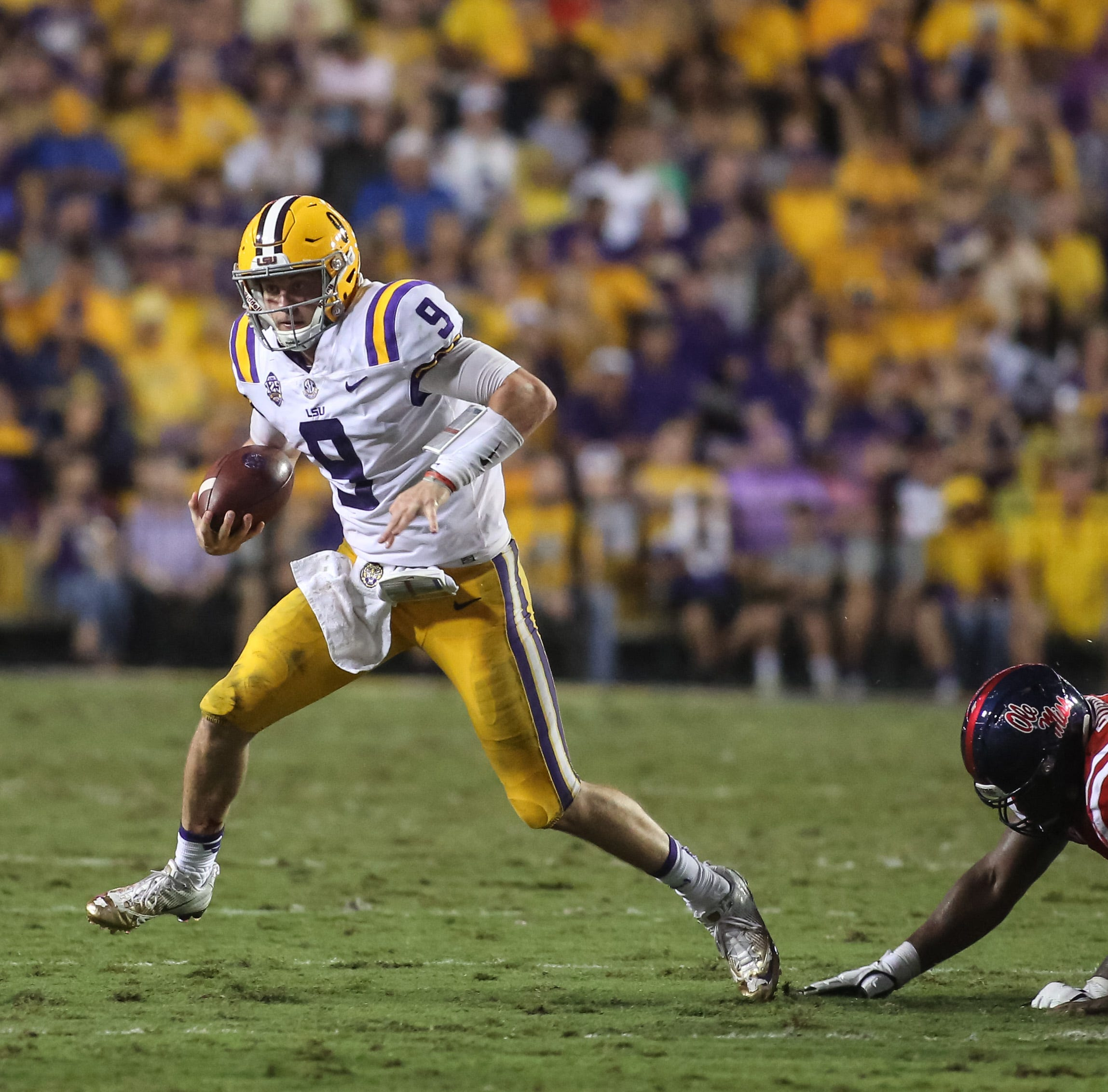 Ole Miss sputters against No. 6 LSU as Rebels fall to 0-2 in SEC play