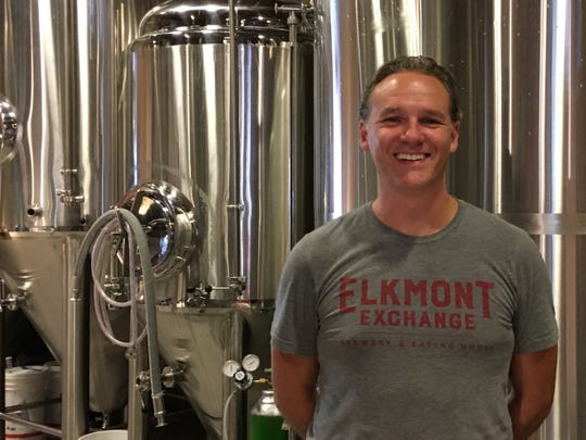 Johnny Miller is general manager of Elkmont Exchange and creator of Knoxville's Brewtails competition.