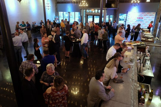 The Best of Knoxville 2018 award winners and favorites mingle together on Thursday, September 27, 2018 at the Relix Variety Theater in Knoxville.