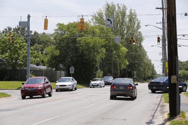 The Teal Road Reconstruction Project is set to begin in 2019.