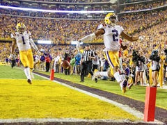 LSU's Justin Jefferson will transition from Mr. Outside to Mr. Inside at receiver in 2019