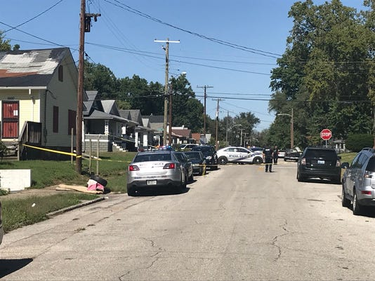 Sept. 30 2018 shooting in Louisville