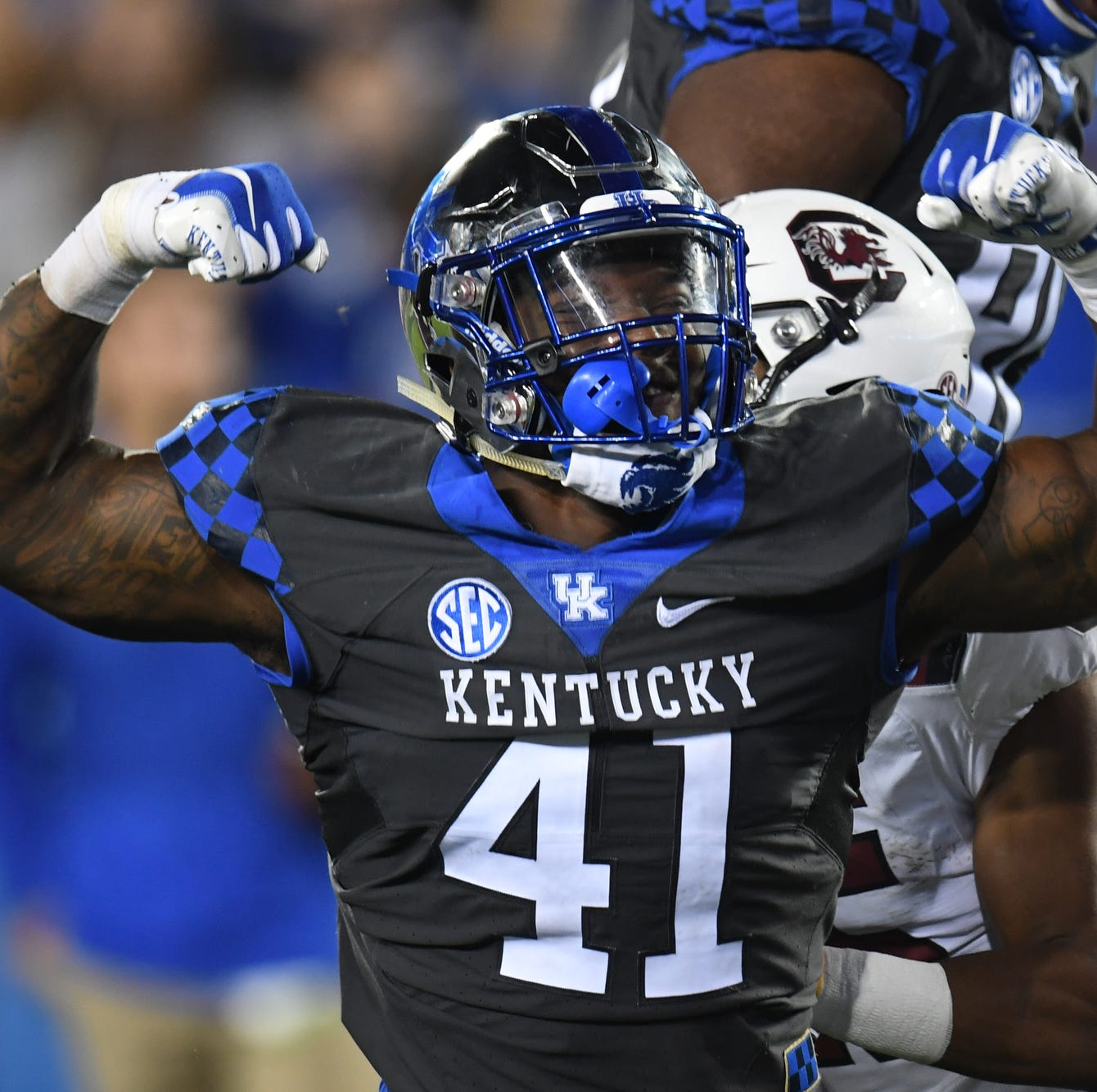 Kentucky football's defense is among the nation's stingiest