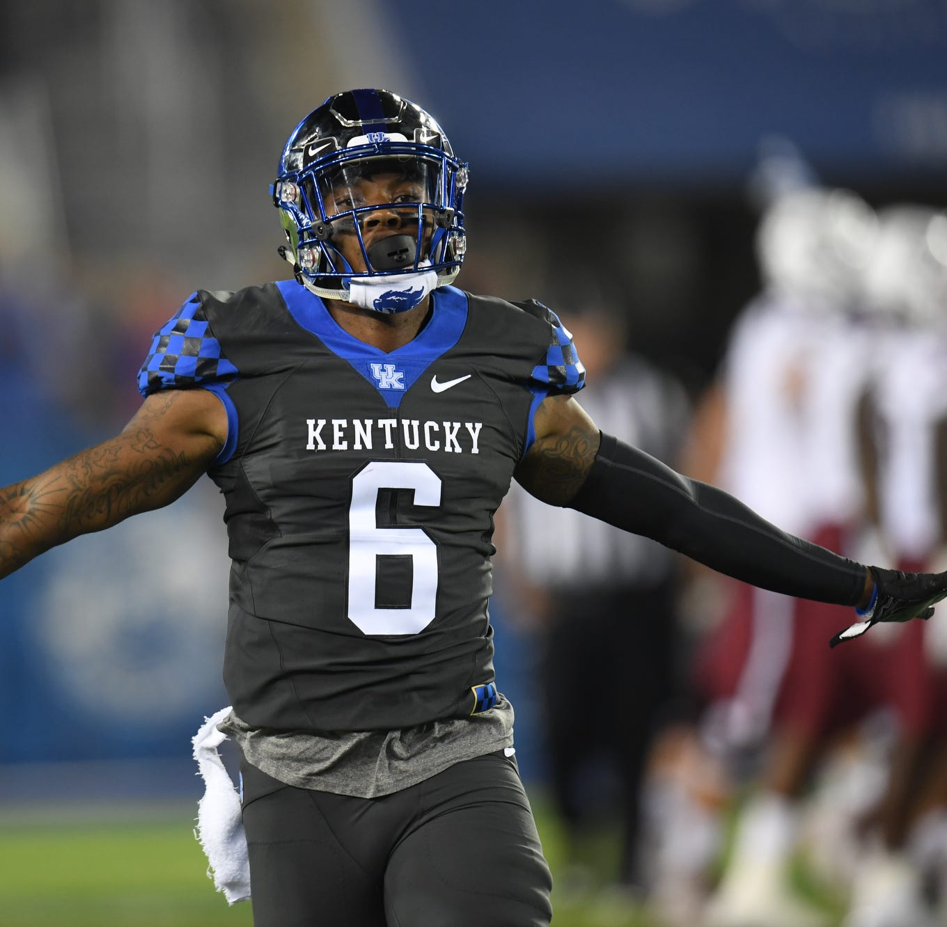 Houston Texans draft Lonnie Johnson in second round of the NFL draft