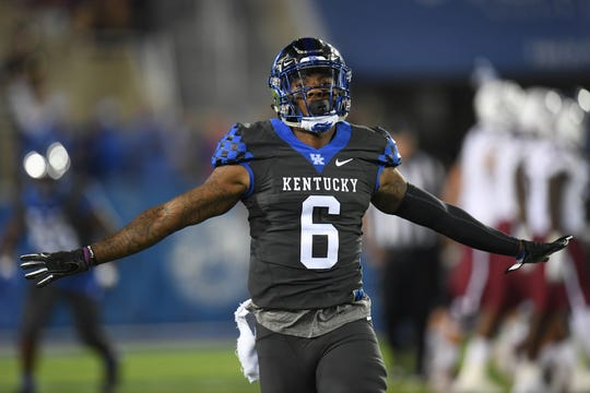 Kentucky's Lonnie Johnson could really do himself some favors at the scouting combine.