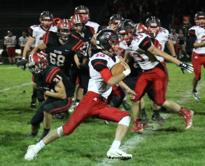 The Crestview Cougars are looking for their first Firelands Conference championship since 2011.