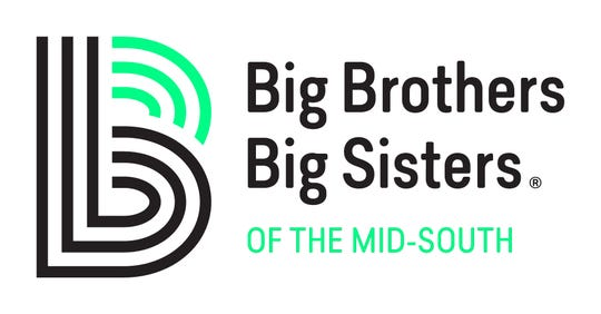 Big Brothers Big Sisters of the Mid-South logo. /photo file