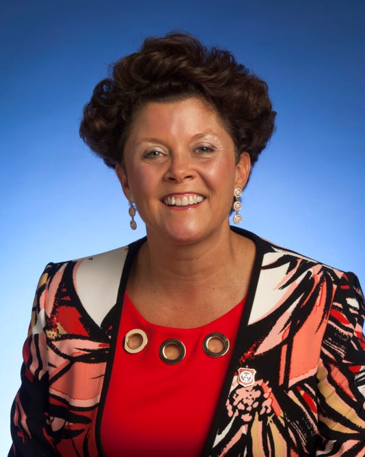 Commissioner Williams Official Photo