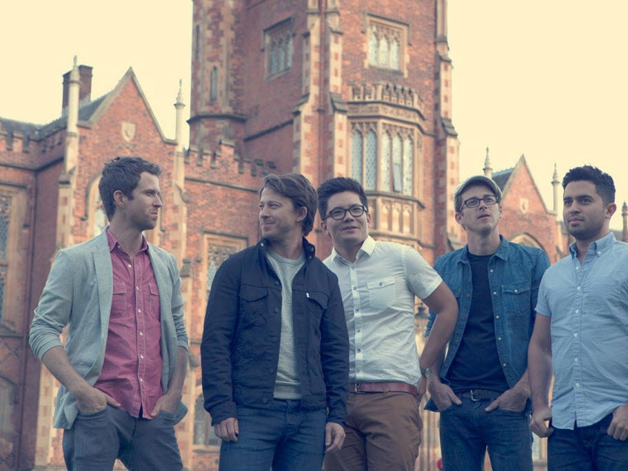 Christian contemporary music act Tenth Avenue North is going on a Christmas tour this year, with a stop at RiverGlen Christian Church in Waukesha Dec. 2. $17 to $34.