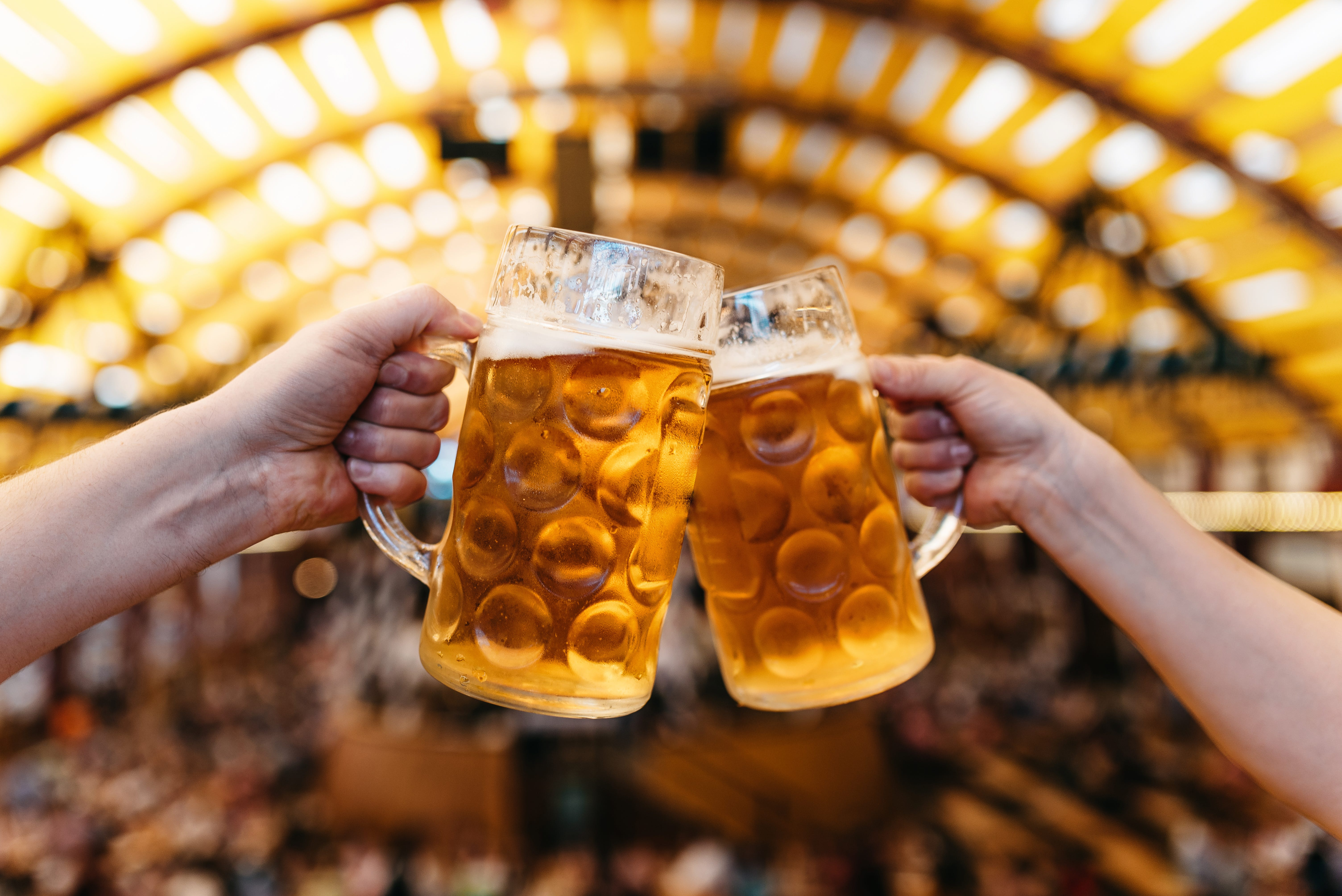Raise a mug (or two) to more Milwaukee Oktoberfest celebrations this weekend.