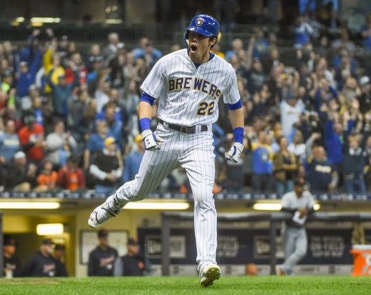 Christian Yelich became the surefire winner of the National League MVP with a torrid September.
