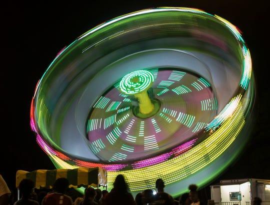 The Ark-La-Miss Fair is Sept. 20-29.