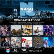 Justin Rivers is one of ten national finalists for the 2018 NASH Next competition on Oct. 11.