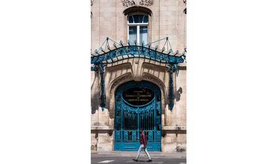 Nancy is the birthplace of the Art Nouveau movement