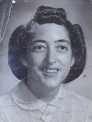 Penny Fisher's grandmother Juanita Waltz.