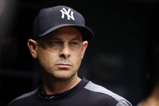 Mlb New York Yankees At Tampa Bay Rays