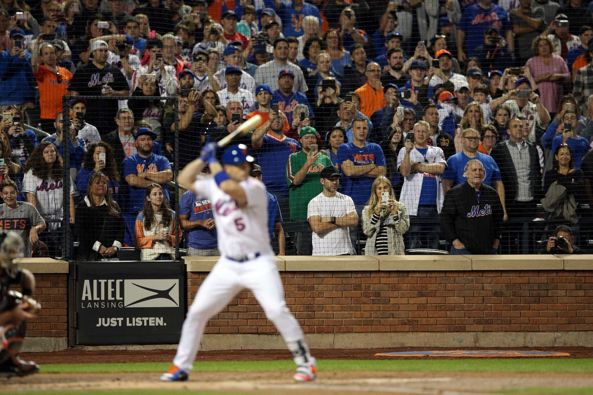David Wright Makes Final Exit With Tears Standing Ovation