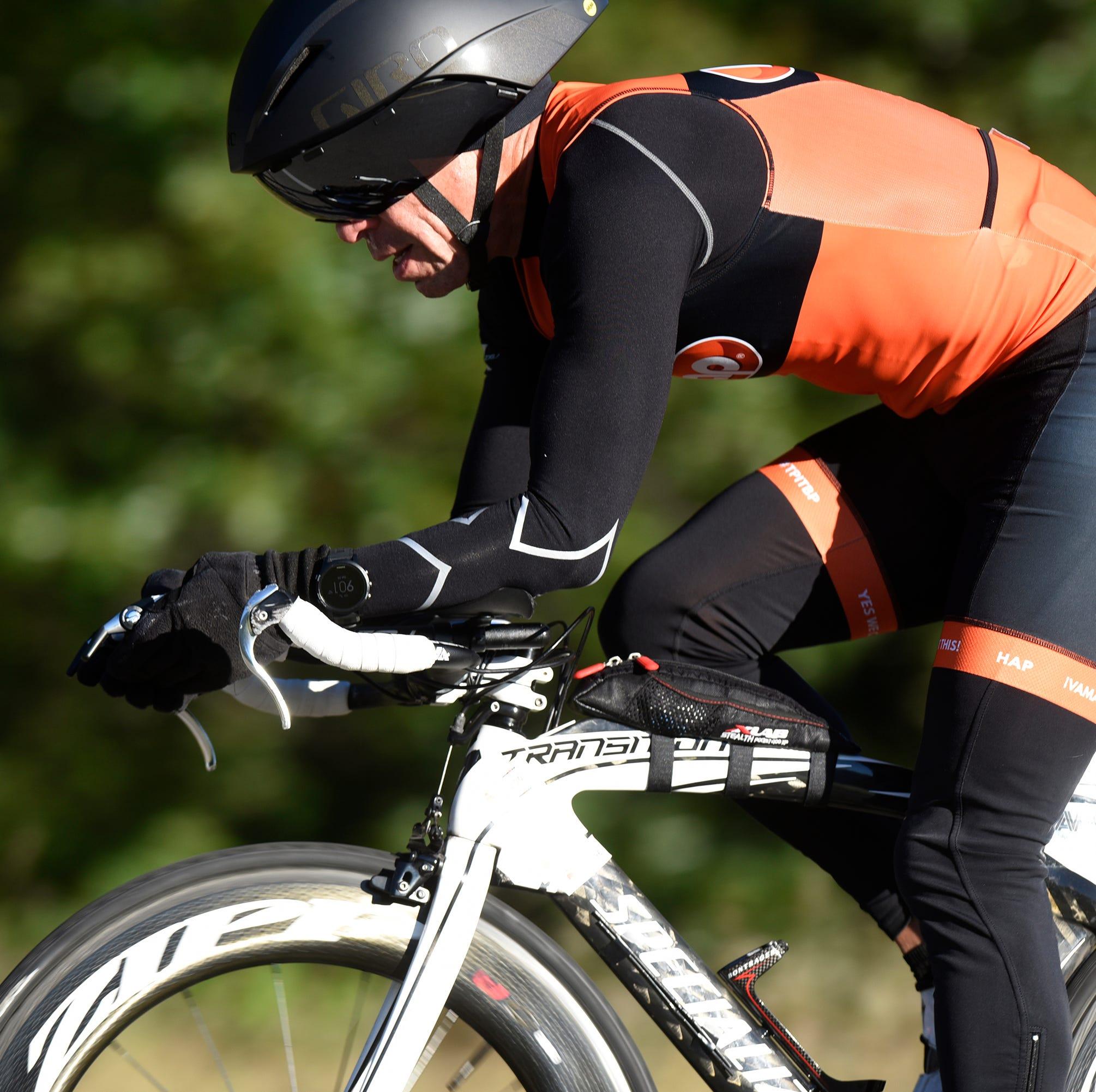 Reaching pinnacle of triathlon, 20 Michigan athletes take on Kona Ironman