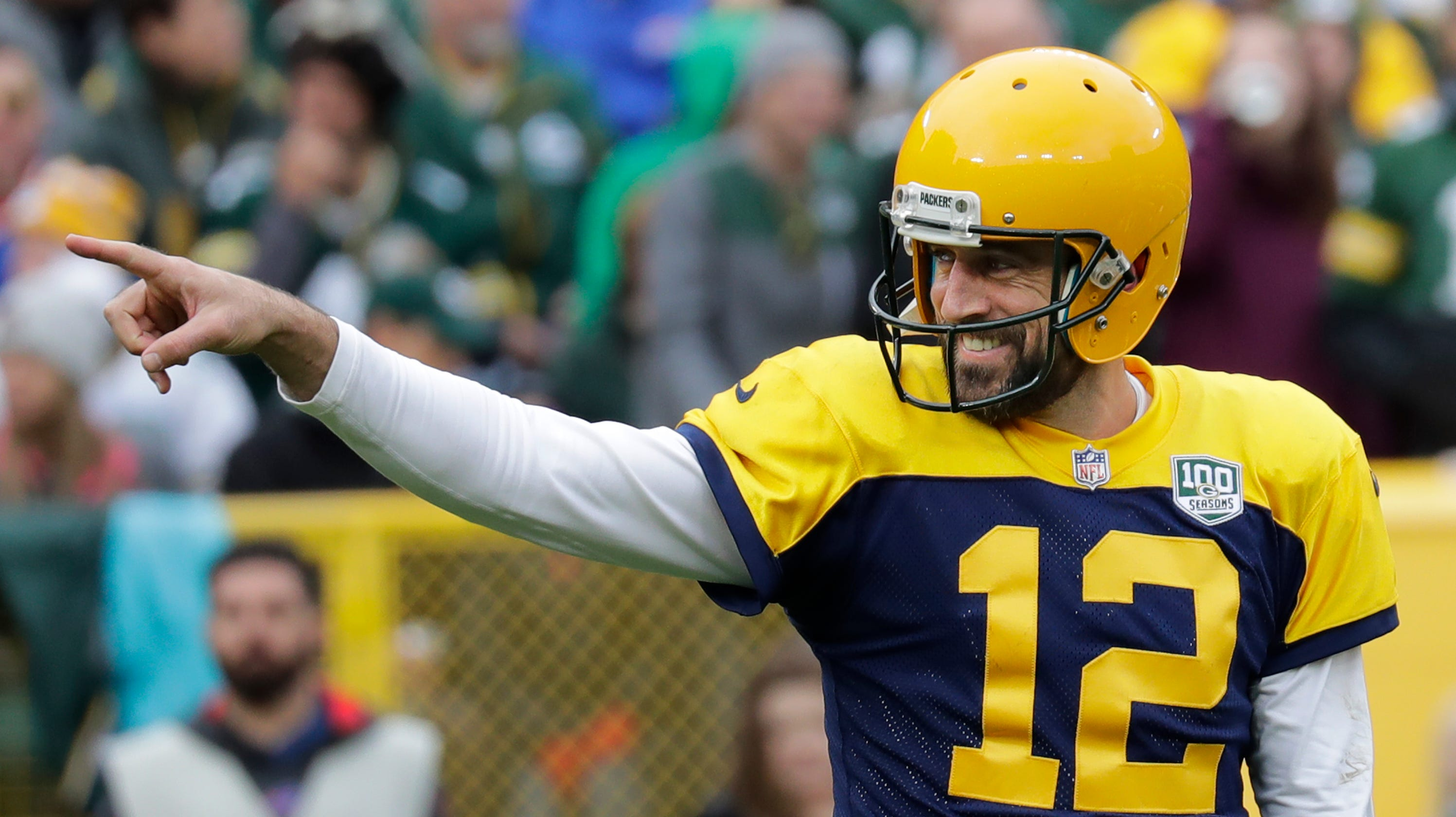 Aaron Rodgers Finds Common Ground With Mike McCarthy Conflict Is Good