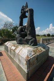 The Hawkshaw Lagoon Missing Children Memorialis the only memorial to missing children in the nation.