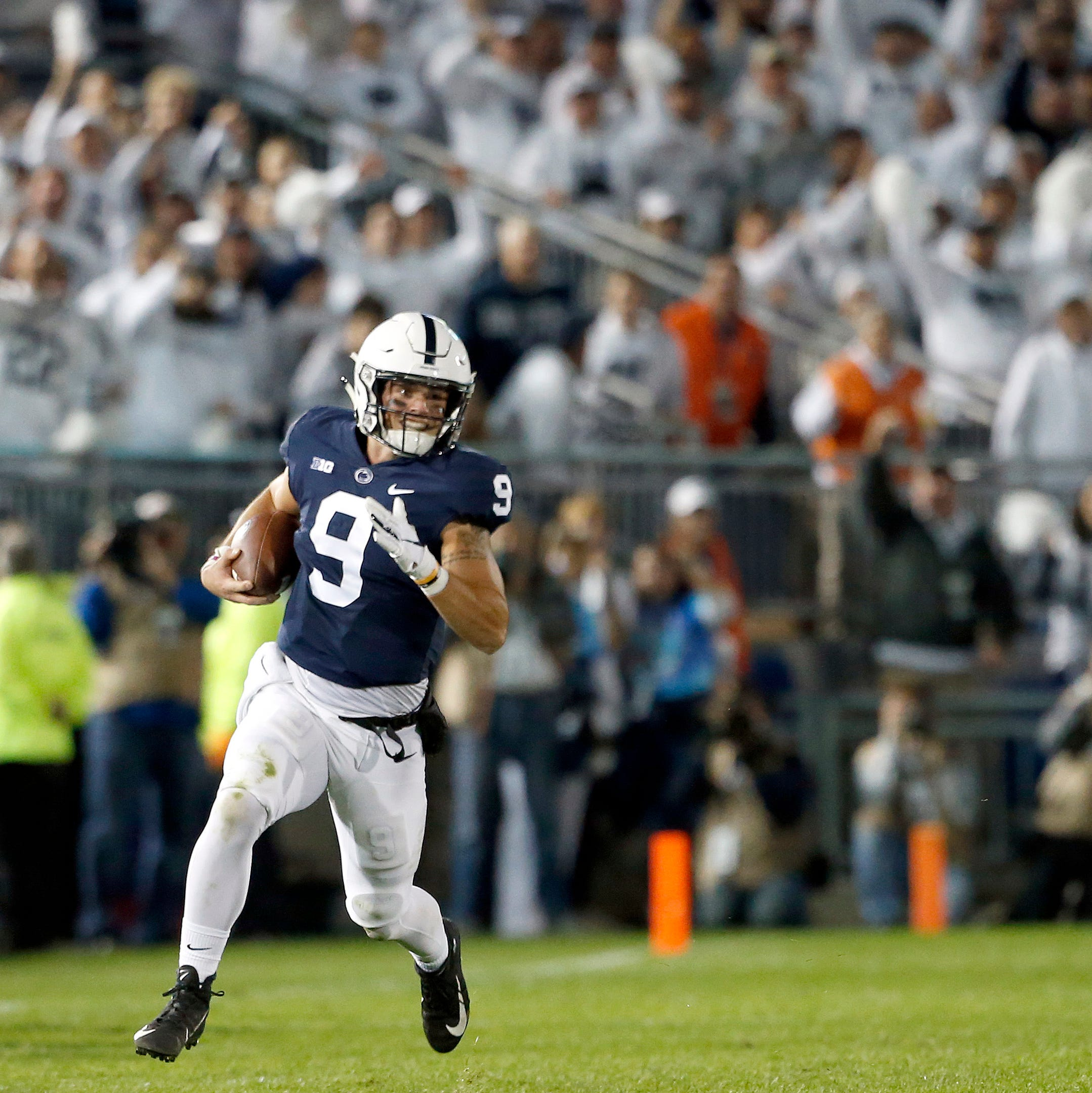 Heisman Watch: Trace McSorley running Penn State right back into playoff race