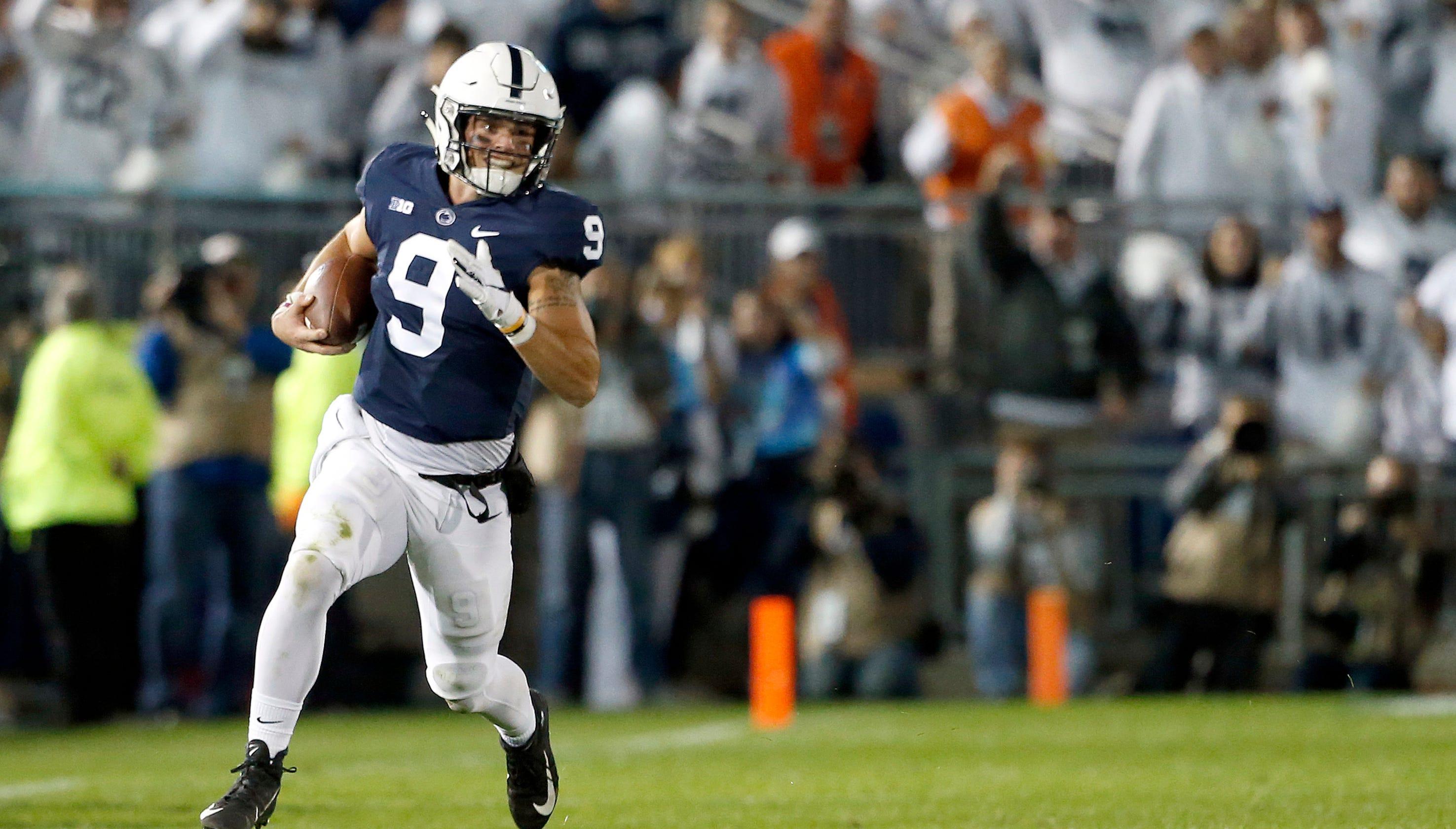 Penn State football  McSorley 70c16c4cb