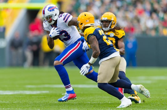 Nfl Buffalo Bills At Green Bay Packers