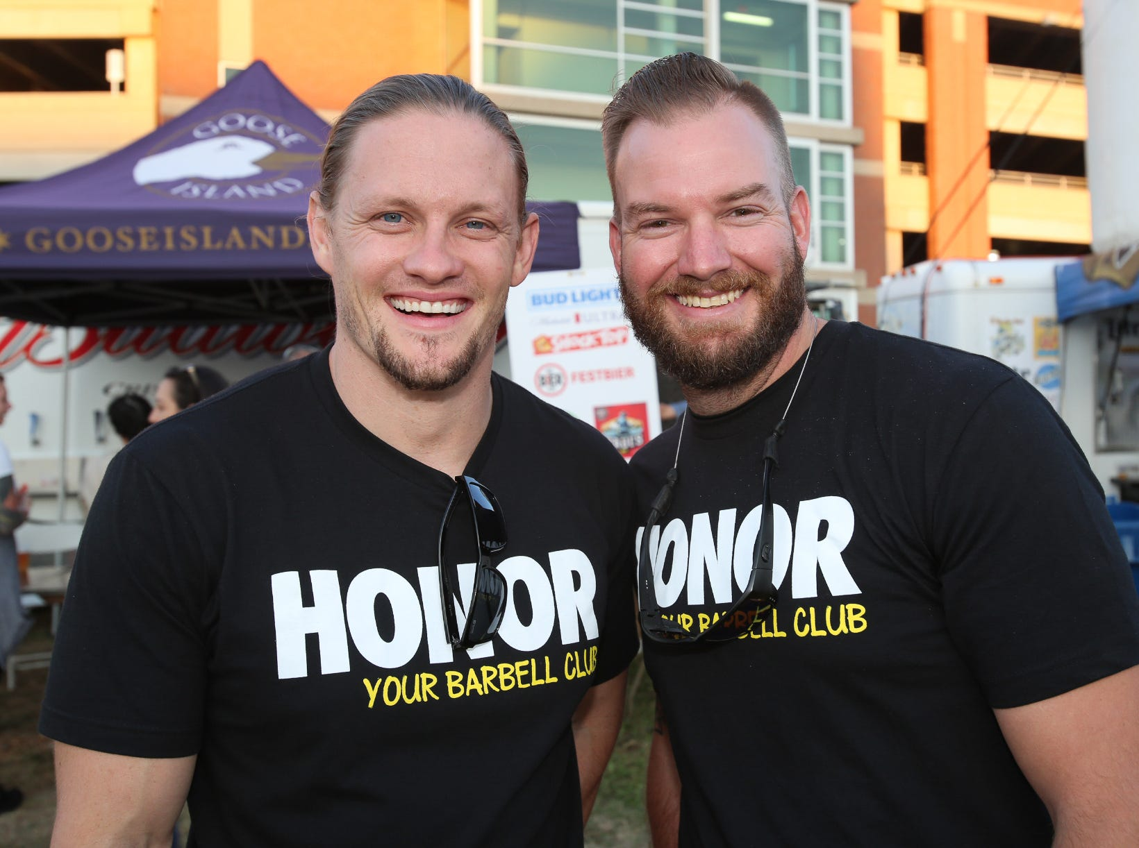Brenton Roggow and Justin Bulcock