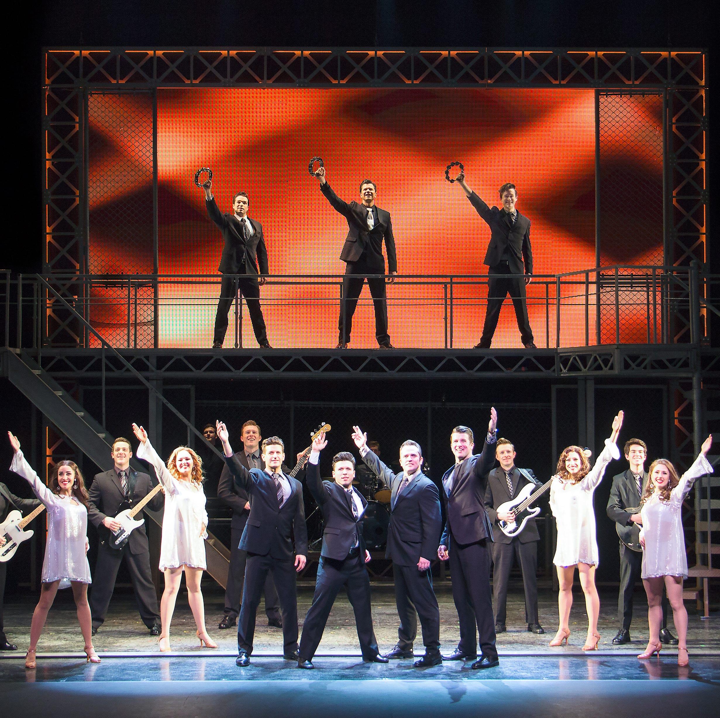 'Jersey Boys' brings style, drama to Hammons Hall