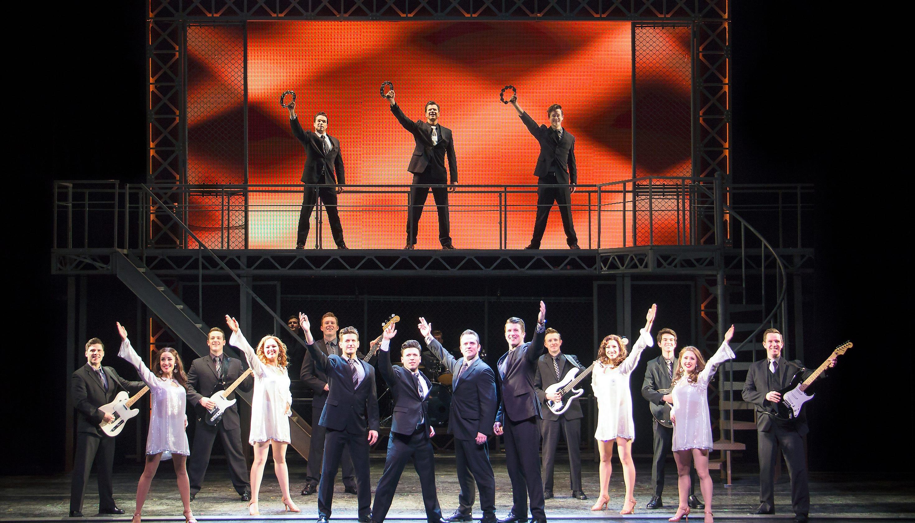 Jersey Boys Brings Style Drama To Juanita K Hammons Hall
