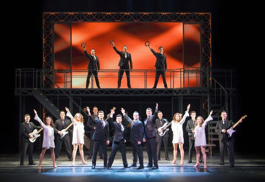 """""""Jersey Boys"""" comes to Hammons Hall for the Performing Arts for a three-performance run Oct. 9-11."""