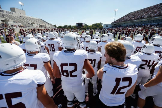 Missouri State defeated the Illinois State Redbirds 24-21 at Plaster Stadium on Saturday, Sep. 29, 2018.