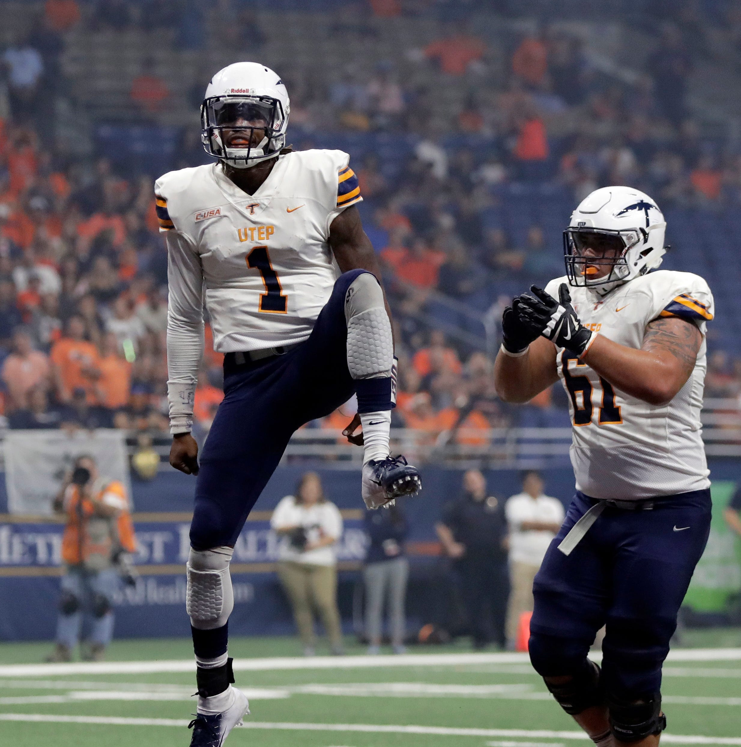 Move UTEP quarterback Kai Locksley to wide receiver: Reader
