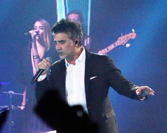 La superestrella latina Alejandro Fernández actuó en 2018 en el Don Haskins Center.  Fernández, hijo del famoso cantante ranchero Vicente Fernández, ha vendido más de 30 millones de álbumes en todo el mundo.