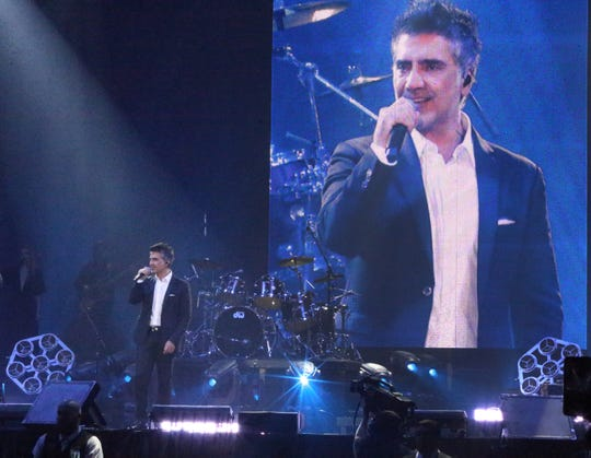 Latin superstar AlejandroFernández performed in 2018 at the Don Haskins Center. He will return in September as part of his Hecho en Mexico World Tour.