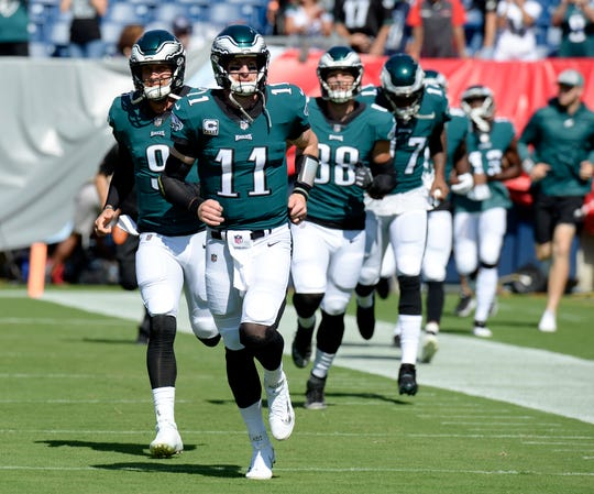 fd38e7e8 Is Eagles' Carson Wentz selfish? His North Dakota State backup has ...