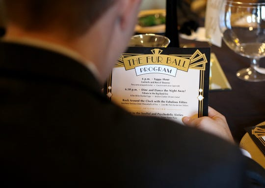 The Humane Society held its fifth Fur Ball Saturday, Sept. 29, 2018, at The Forum. The ball brings in needed funds for the Humane Society.